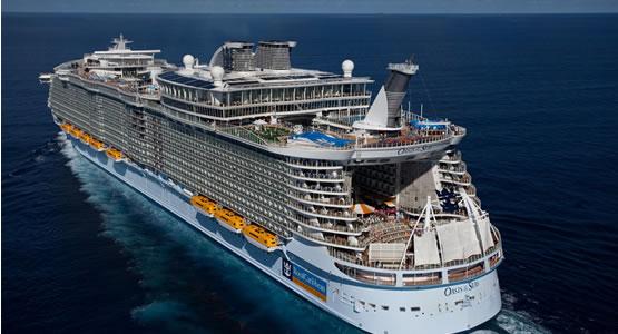 Royal Caribbean Newest Mega Ships