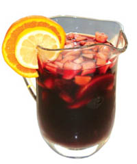 Sangria Wine Punch