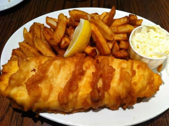 London Fish Chips