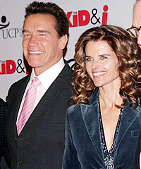 arnold schwarzenegger reacts on divorce filing by maria shriver