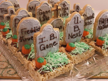 Food for Halloween Party