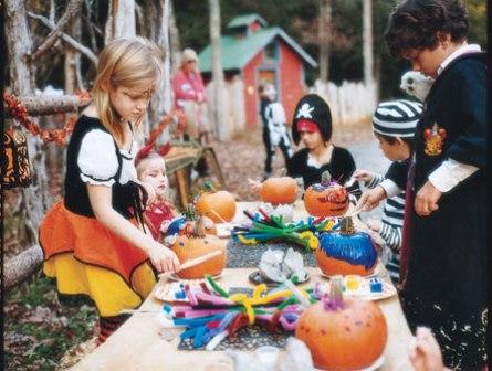 Halloween Party Planning Ideas