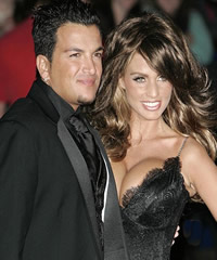 Katie Price and Peter Andre Get Reunited