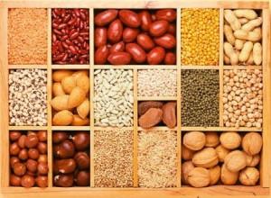 Lentils, Pulses, and Peanuts
