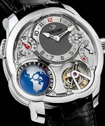 greubel forseys gmt the world in your hand