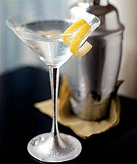 The Perfect Dry Martini