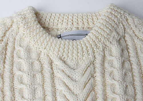 Bright and Hand-Knitted Sweaters