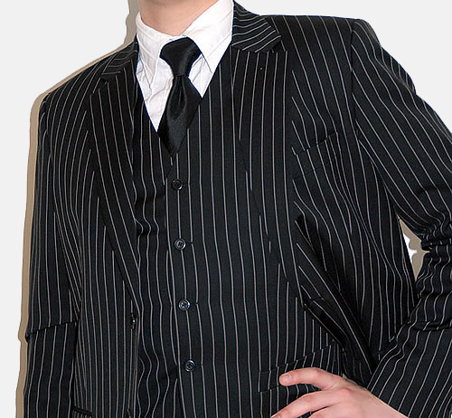 Striped Suits