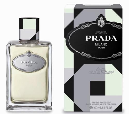 Infusion de  Vetiver Men's Fragrances