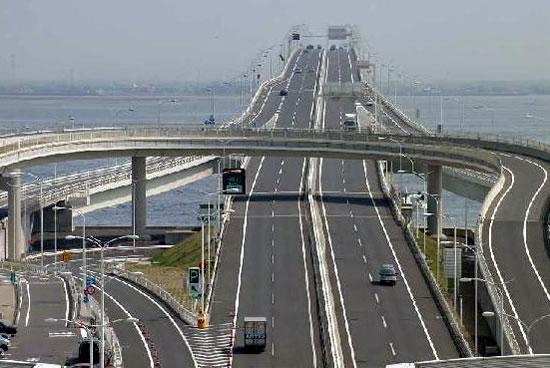 Tokyo Bay Aqua Line Japan Picture