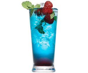Berry Mojito Drinks