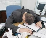 Stressed Out Employees at Workplace