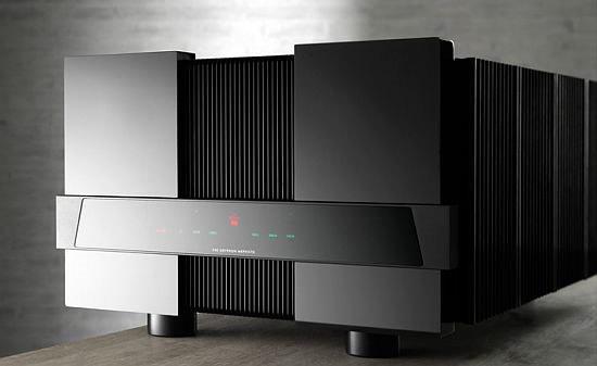Gryphon Audio Amplifier