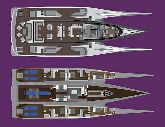 Ocean Supremacy Superyacht