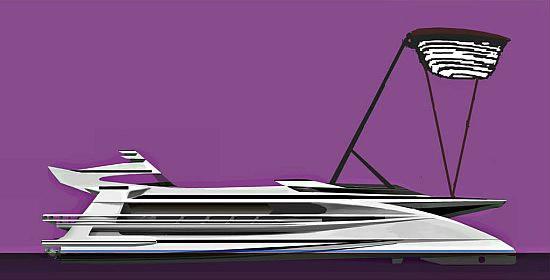 Ocean Supremacy Superyacht Pictures