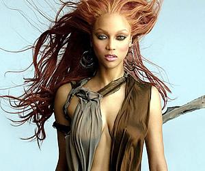 Tyra Banks Style icon