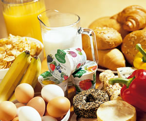 Breakfast Foods List