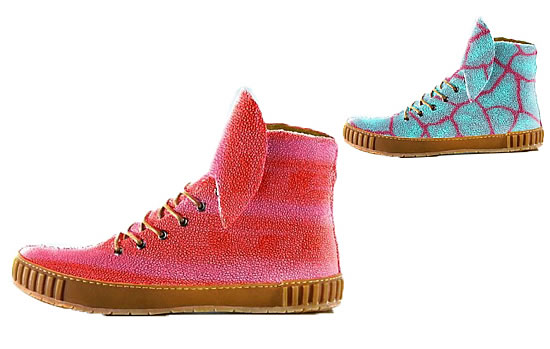 Bio Customized Sneakers Pictures