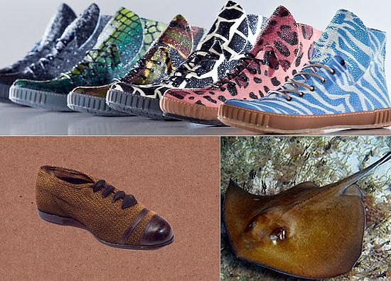 First bio Customized Sneakers