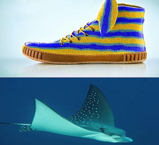 Bio Customized Sneakers