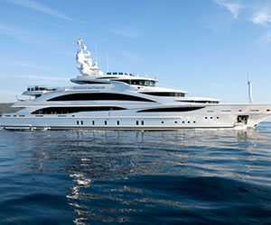 Benetti Diamonds are Forever 2012 Cannes Boat Show