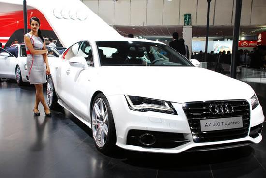 Audi A7 3.0T Quattro Car Pictures