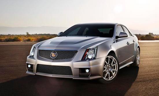Cadillac CTS-V Car