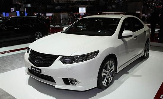 Honda Accord Luxury Car
