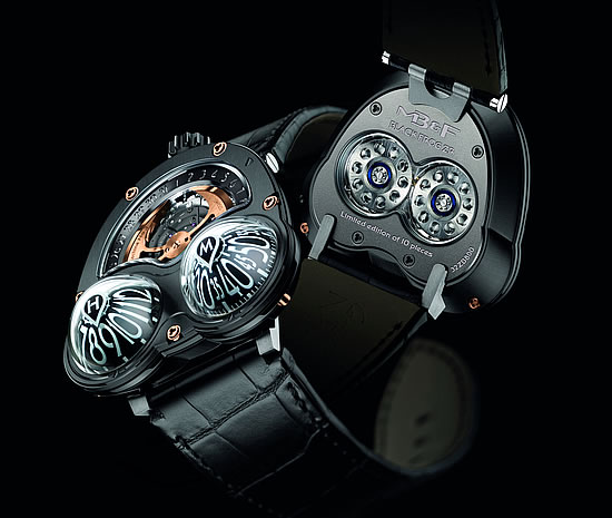 MB&F watches Photos