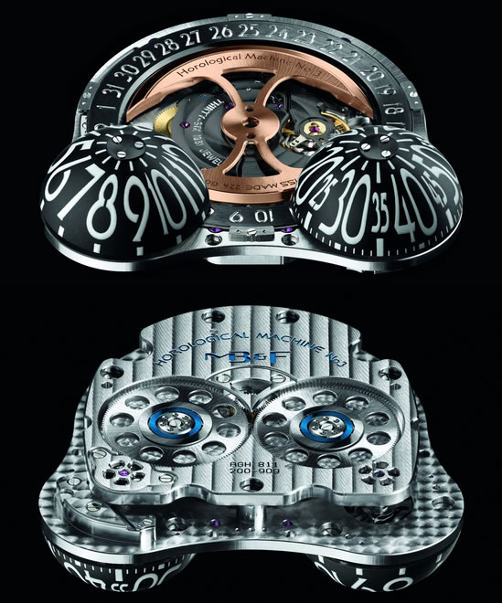 MB&F watches Pics