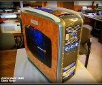 Aston Martin Themed Pc Case is Handcrafted