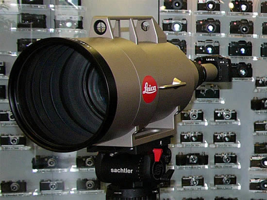 Leica Worlds Most Expensive Camera Lens