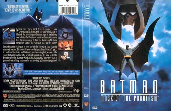 Batman Mask of the Phantasm Posters