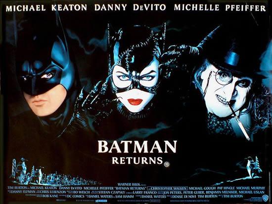Batman Returns 1992 Posters