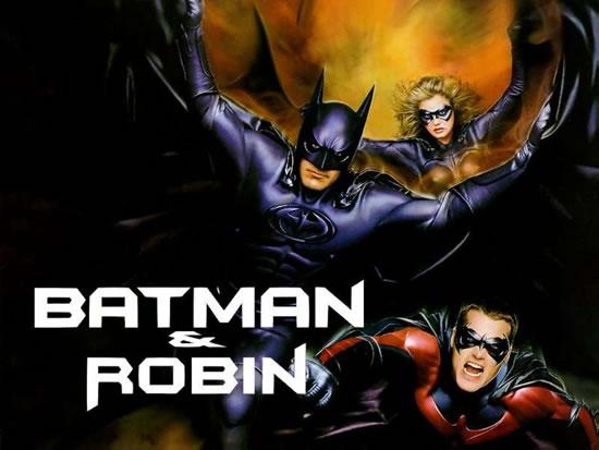 Batman and Robin Posters