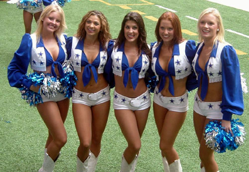 Dallas Cowboys Cheerleaders Pictures