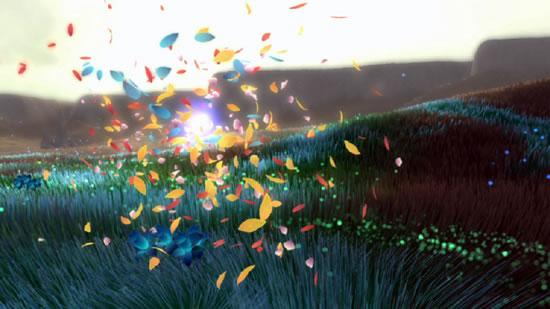 Flower Video Game