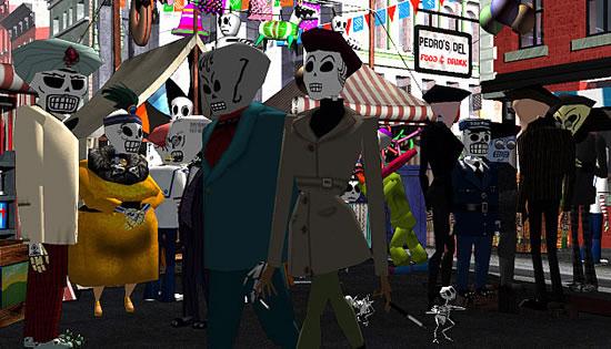 Grim Fandango Video Game