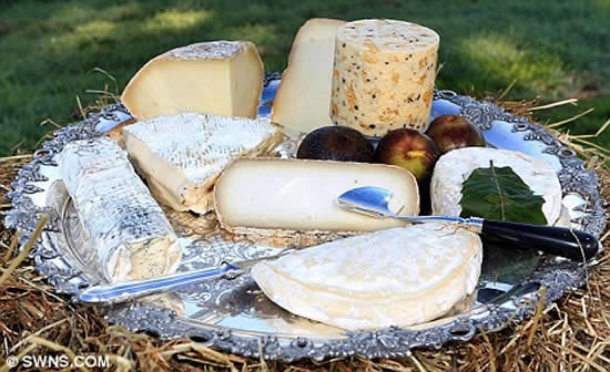 Most Expensive Cheese Platter