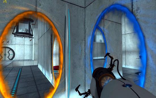 Portal video Game
