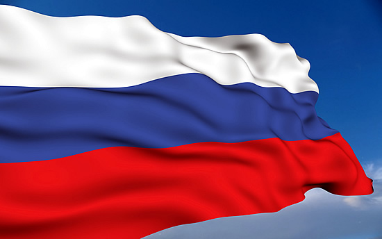 Russia Flag Pictures