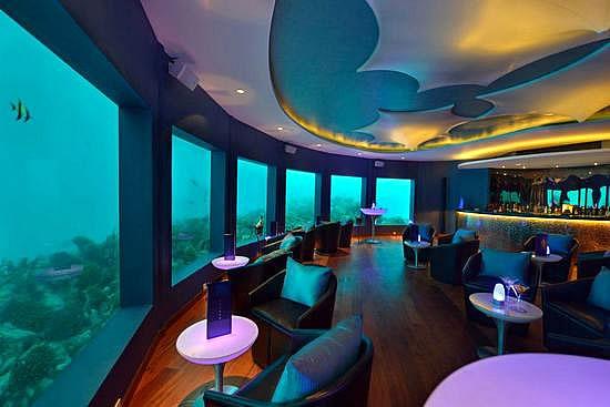 Subsix World First Underwater Music Club