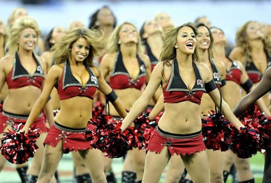 Tampa Bay Buccaneers Cheerleaders Pictures