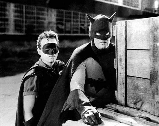 The Batman 1943 Posters