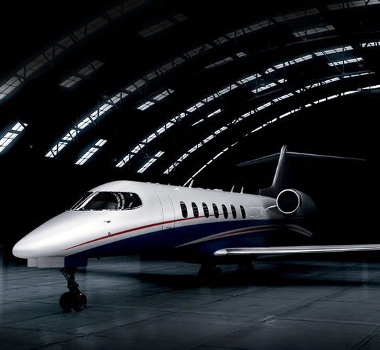 The Learjet 85 Pictures