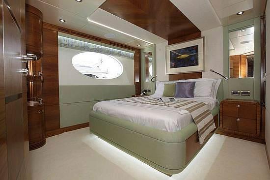 The Majesty 105 Superyacht Photos
