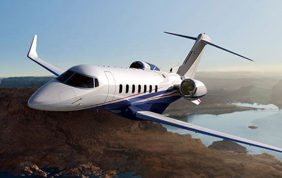 Learjet 85 Pictures