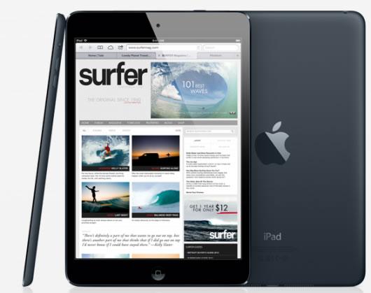 Apple ipad Mini Photos