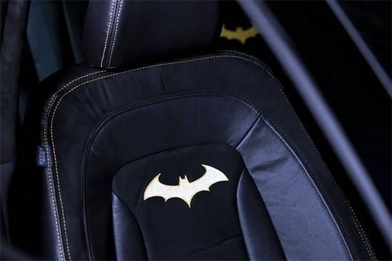 Batman Inspired Kia Optima SX