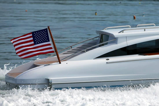 Hodgdon Yachts Hull 413 Limousine Tender Images